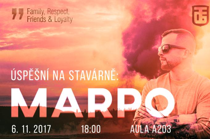 MARPO: vizuální styl, Marpo, Otakar Peřina, Chinaski